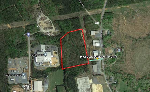 0 Wright Road, Biscoe, NC 27209 (MLS #205232) :: Towering Pines Real Estate