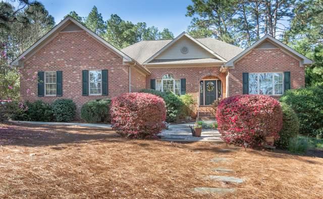 95 Sakonnet Trail, Pinehurst, NC 28374 (MLS #205236) :: Towering Pines Real Estate