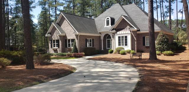 24 Plantation Drive, Southern Pines, NC 28387 (MLS #205237) :: Towering Pines Real Estate