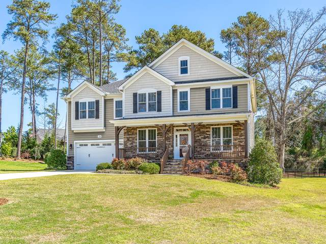160 Hadley Court, Southern Pines, NC 28387 (MLS #205248) :: Towering Pines Real Estate