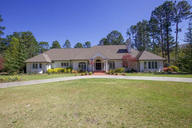 5 Wicker Lane, Pinehurst, NC 28374 (MLS #205252) :: Pines Sotheby's International Realty