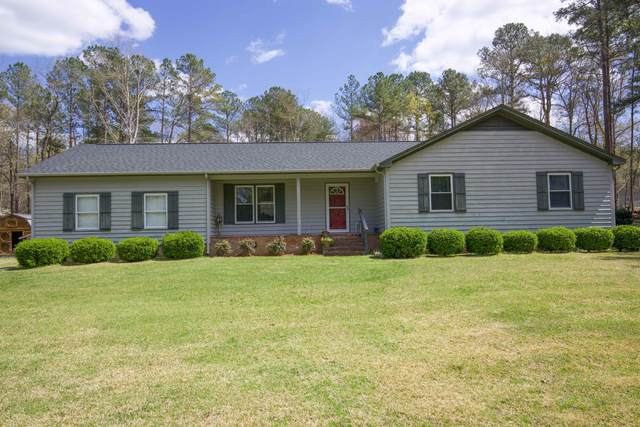 465 Stanton Hill Road, Carthage, NC 28327 (MLS #205266) :: Pinnock Real Estate & Relocation Services, Inc.