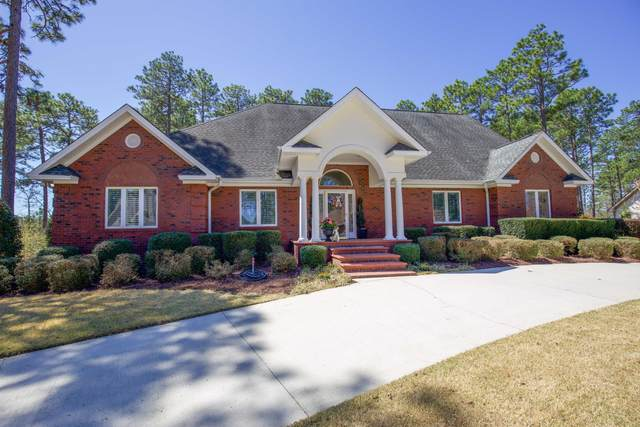 130 National Drive, Pinehurst, NC 28374 (MLS #205280) :: Pines Sotheby's International Realty