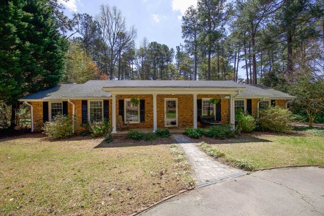 295 Cliff Road, Southern Pines, NC 28387 (MLS #205292) :: Pinnock Real Estate & Relocation Services, Inc.