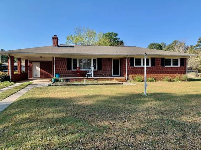 1203 Oak Avenue, Hamlet, NC 28345 (MLS #205299) :: Pines Sotheby's International Realty