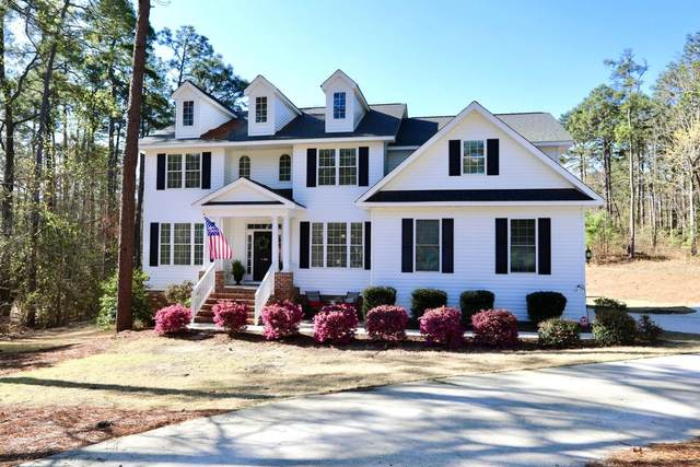 104 Tarkiln Place, Southern Pines, NC 28387 (MLS #205318) :: Pines Sotheby's International Realty