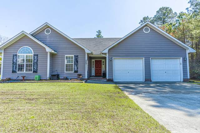 509 Northwoods Drive, Raeford, NC 28376 (MLS #205338) :: Pinnock Real Estate & Relocation Services, Inc.