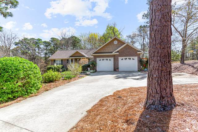 288 Firetree Lane, West End, NC 27376 (MLS #205368) :: Towering Pines Real Estate