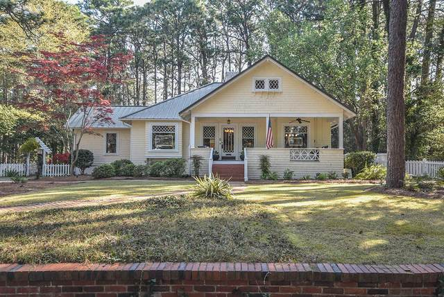 475 E Massachusetts Avenue, Southern Pines, NC 28387 (MLS #205373) :: Pines Sotheby's International Realty
