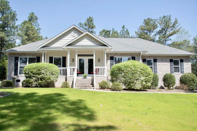 117 Pittman Road, West End, NC 27376 (MLS #205376) :: Pinnock Real Estate & Relocation Services, Inc.
