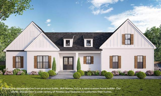 7 Deercroft Drive, Wagram, NC 28396 (MLS #205409) :: Towering Pines Real Estate