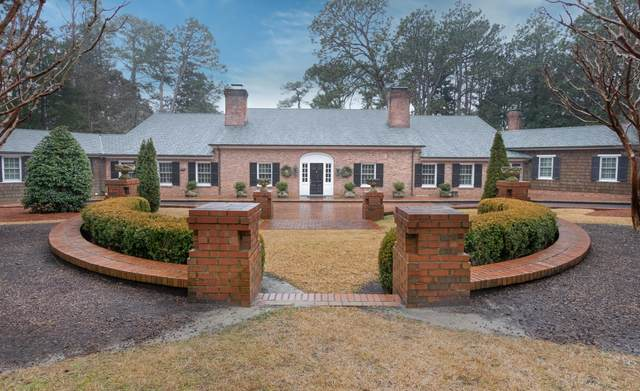 4 Augusta Way, Pinehurst, NC 28374 (MLS #205416) :: Towering Pines Real Estate