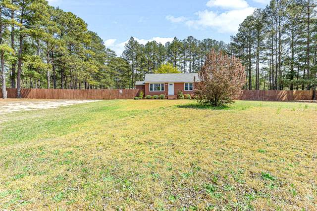 167 Sand Pit Road, Aberdeen, NC 28315 (MLS #205424) :: Pines Sotheby's International Realty