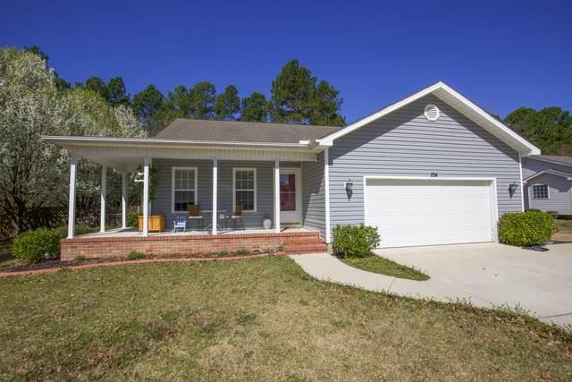 104 Will Johnson Road, Raeford, NC 28376 (MLS #205430) :: Towering Pines Real Estate