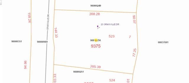 20 Granville Drive, Pinehurst, NC 28374 (MLS #205439) :: Towering Pines Real Estate