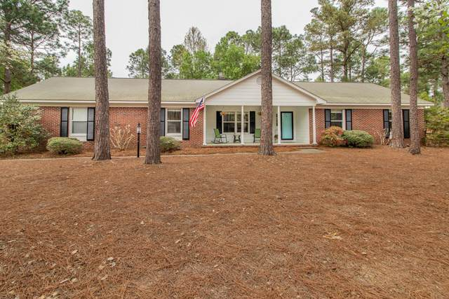 340 Stoneyfield Drive, Southern Pines, NC 28387 (MLS #205446) :: Towering Pines Real Estate