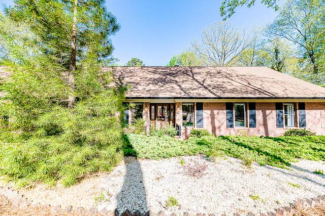 420 Hill Road, Southern Pines, NC 28387 (MLS #205457) :: Towering Pines Real Estate