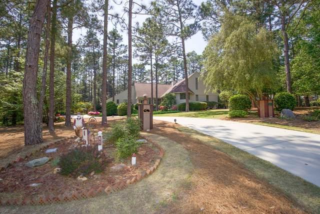 41 Pinewild Drive, Pinehurst, NC 28374 (MLS #205459) :: Pines Sotheby's International Realty