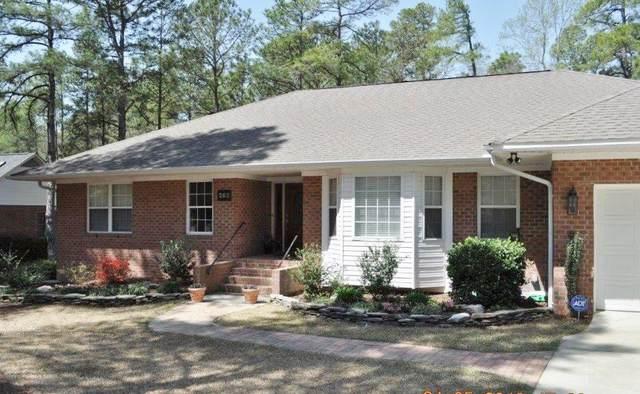 265 Merion Circle, Pinehurst, NC 28374 (MLS #205460) :: Towering Pines Real Estate