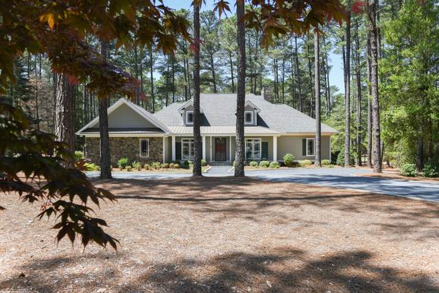 49 Pinewild Drive, Pinehurst, NC 28374 (MLS #205466) :: Towering Pines Real Estate