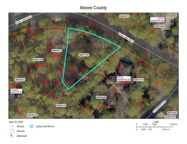 Tbd W Quail Lake Road, Pinehurst, NC 28374 (MLS #205471) :: Pines Sotheby's International Realty