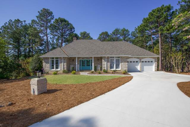 3 Riverside Court, Pinehurst, NC 28374 (MLS #205472) :: Towering Pines Real Estate