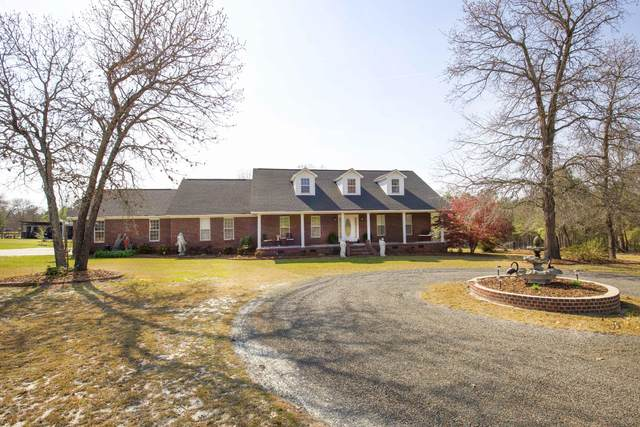 31248 Hillcreek Road, Wagram, NC 28396 (MLS #205473) :: Pinnock Real Estate & Relocation Services, Inc.