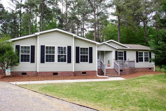639 Ridge View Drive, Cameron, NC 28326 (MLS #205476) :: Towering Pines Real Estate