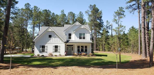110 Eugene Street, Pinehurst, NC 28374 (MLS #205483) :: Pines Sotheby's International Realty