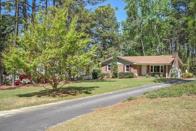 180 Bronwyn Street, Southern Pines, NC 28387 (MLS #205501) :: Towering Pines Real Estate