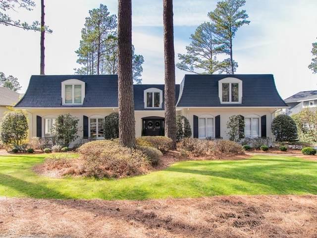 235 SW Lake Forest Drive, Pinehurst, NC 28374 (MLS #205502) :: Towering Pines Real Estate