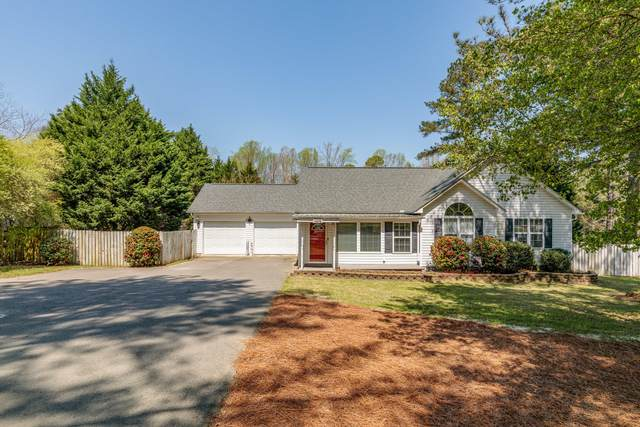 1370 Rays Bridge Road, Whispering Pines, NC 28327 (MLS #205504) :: Pines Sotheby's International Realty