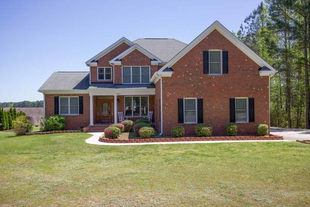 975 Sea Gull Drive, Vass, NC 28394 (MLS #205509) :: Pines Sotheby's International Realty