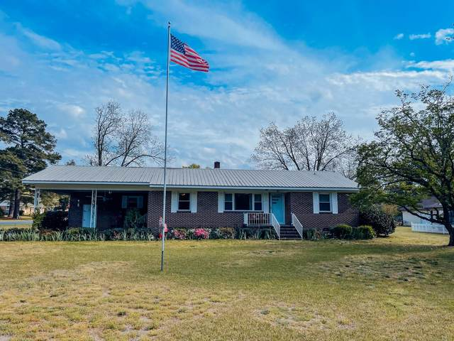 593 Old Cheraw Hwy, Rockingham, NC 28379 (MLS #205510) :: Pines Sotheby's International Realty