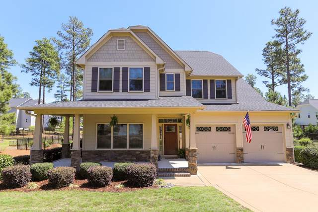 135 Wiregrass Lane, Southern Pines, NC 28387 (MLS #205531) :: Pines Sotheby's International Realty