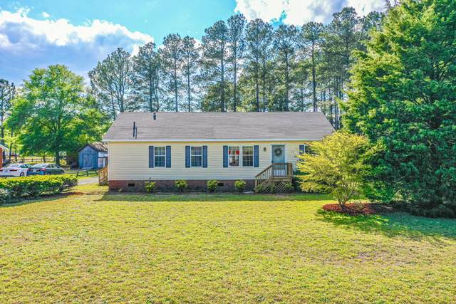 1012 S Whiskey Road, Candor, NC 27229 (MLS #205546) :: Pines Sotheby's International Realty
