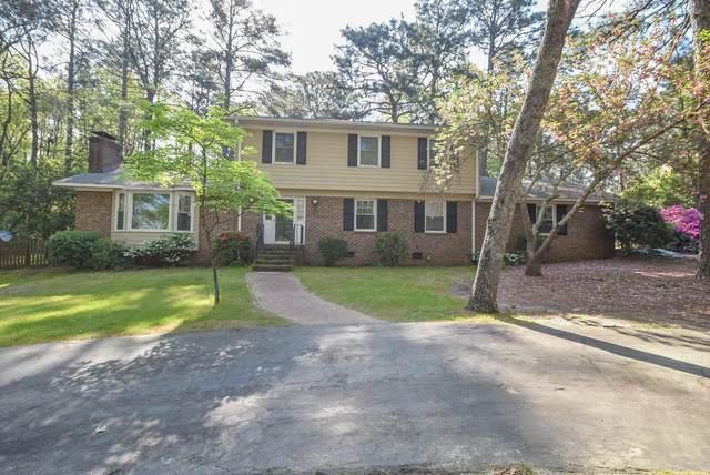 715 Barber Road, Southern Pines, NC 28387 (MLS #205553) :: Towering Pines Real Estate