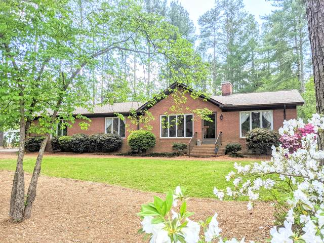 46 Shadow Drive, Whispering Pines, NC 28327 (MLS #205568) :: Towering Pines Real Estate