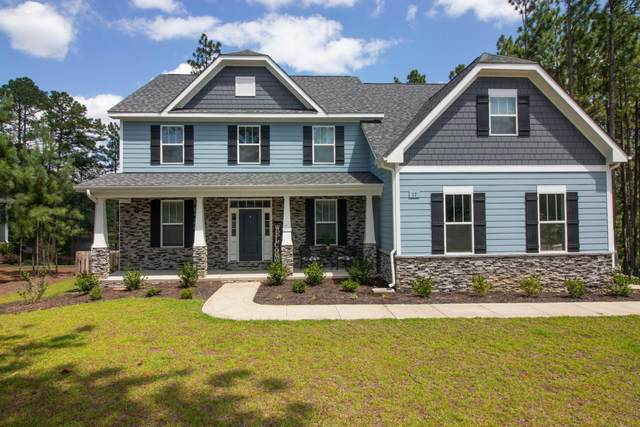 17 Banning Drive, Whispering Pines, NC 28327 (MLS #205575) :: Pinnock Real Estate & Relocation Services, Inc.