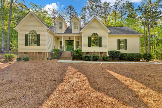6015 Cypress Point, Sanford, NC 27332 (MLS #205578) :: Towering Pines Real Estate