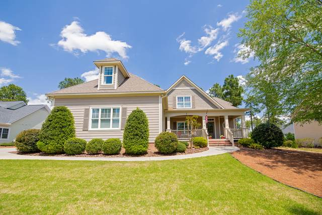 265 Wiregrass Lane, Southern Pines, NC 28387 (MLS #205611) :: Towering Pines Real Estate