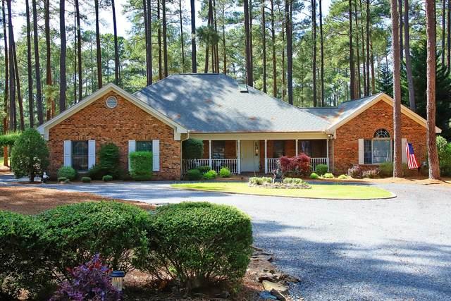 53 Pinewild Drive, Pinehurst, NC 28374 (MLS #205613) :: Towering Pines Real Estate