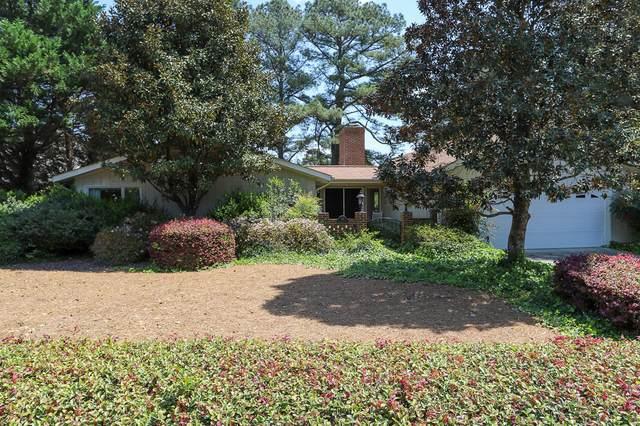130 Ridgewood Road, Pinehurst, NC 28374 (MLS #205625) :: Towering Pines Real Estate
