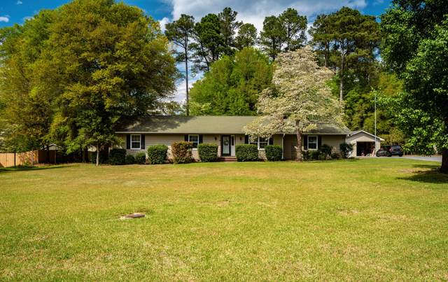 805 Barnell Drive, Aberdeen, NC 28315 (MLS #205631) :: Pines Sotheby's International Realty