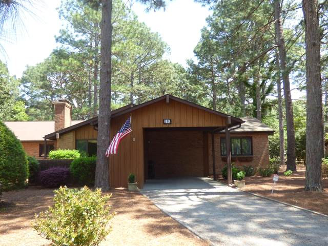 210 Bentwood Lane, Southern Pines, NC 28387 (MLS #205632) :: Pinnock Real Estate & Relocation Services, Inc.