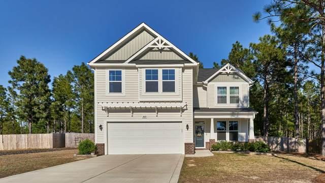 3055 Dana Lane, Aberdeen, NC 28315 (MLS #205641) :: Towering Pines Real Estate