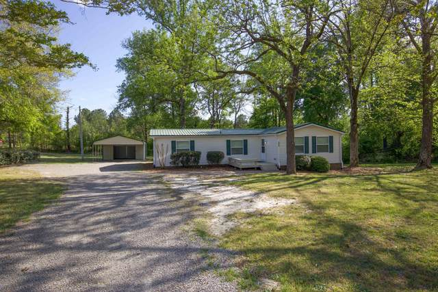 4904 Vass-Carthage Road, Carthage, NC 28327 (MLS #205644) :: Pinnock Real Estate & Relocation Services, Inc.