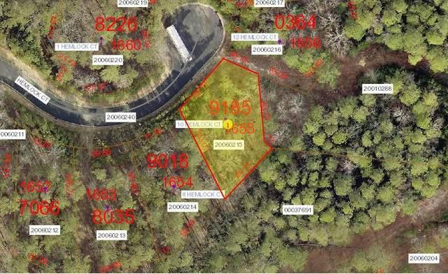10 Hemlock Court, Pinehurst, NC 28374 (MLS #205659) :: Towering Pines Real Estate