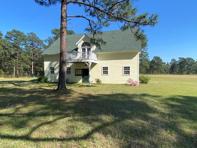 2425 N May Street, Southern Pines, NC 28387 (MLS #205674) :: Towering Pines Real Estate