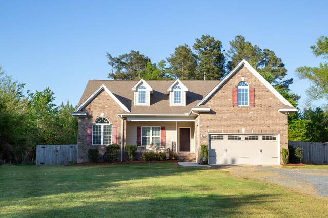 412 Plank Road, Carthage, NC 28327 (MLS #205691) :: Pinnock Real Estate & Relocation Services, Inc.